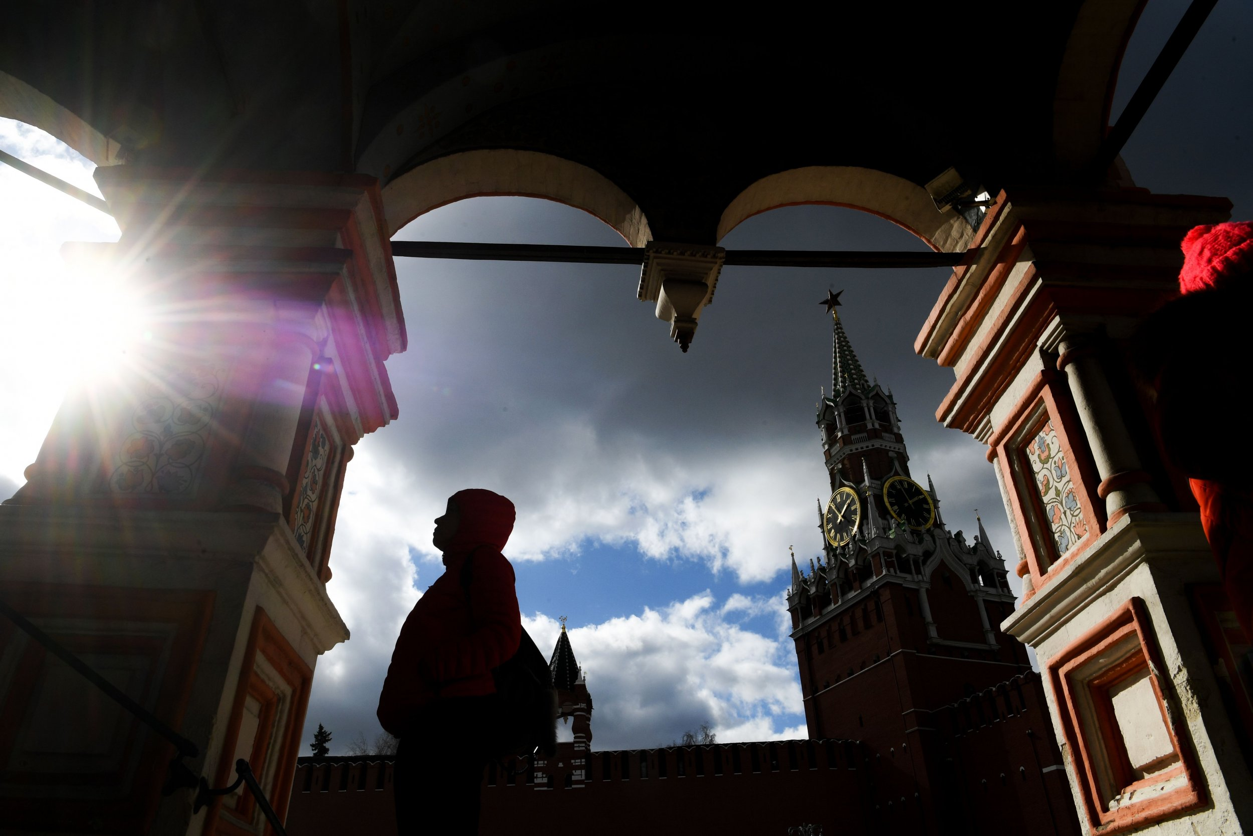 Moscow Russia dysentery Yevgeniy Prigozhin