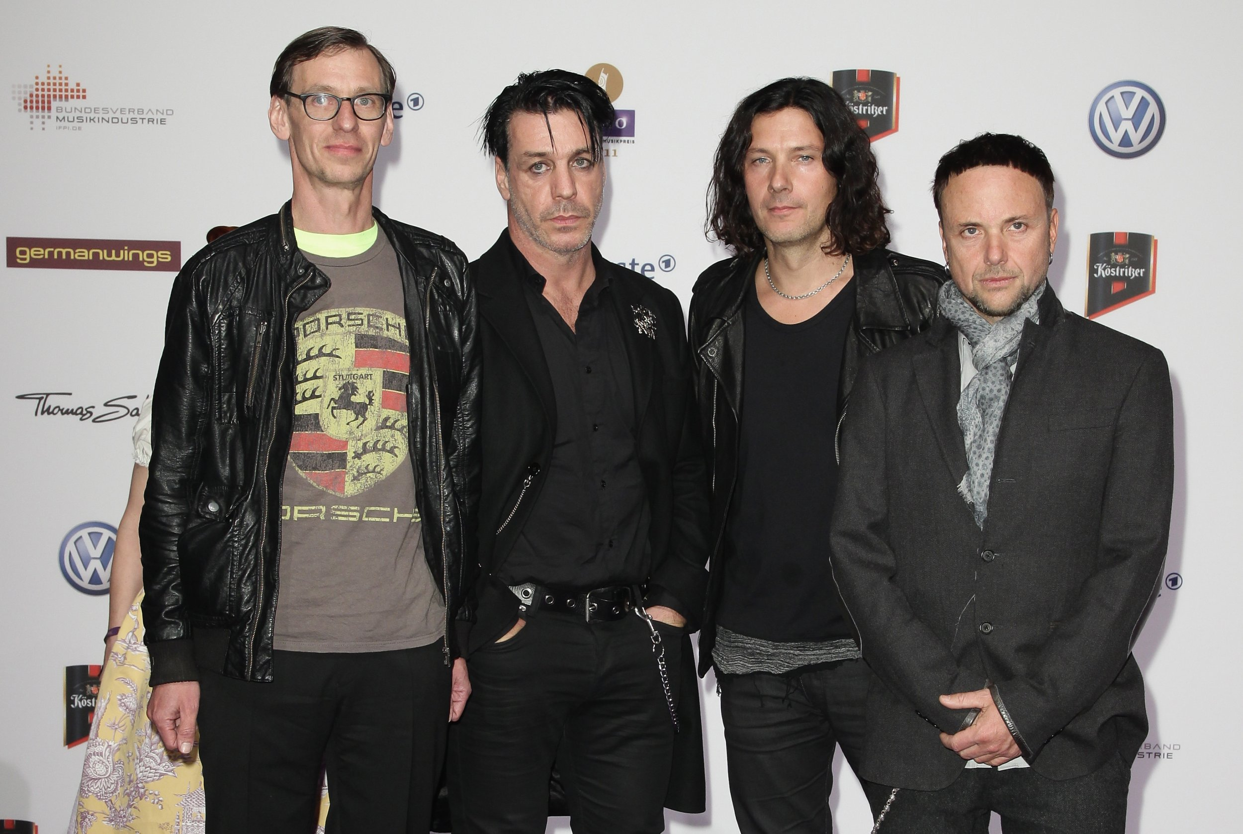 rammstein depicts grim scenes from holocaust in new deutschland music video prompting rebuke. Black Bedroom Furniture Sets. Home Design Ideas