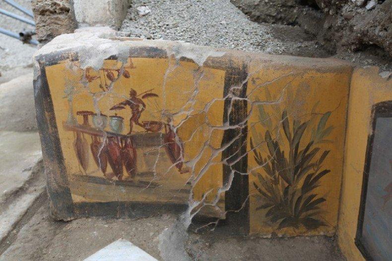 Pompeii, Snack Bar 1
