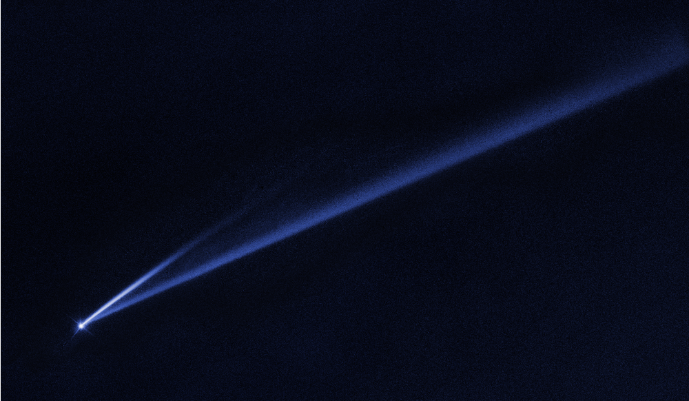 Hubble Spots Multi-Tailed Active Asteroid | Astronomy