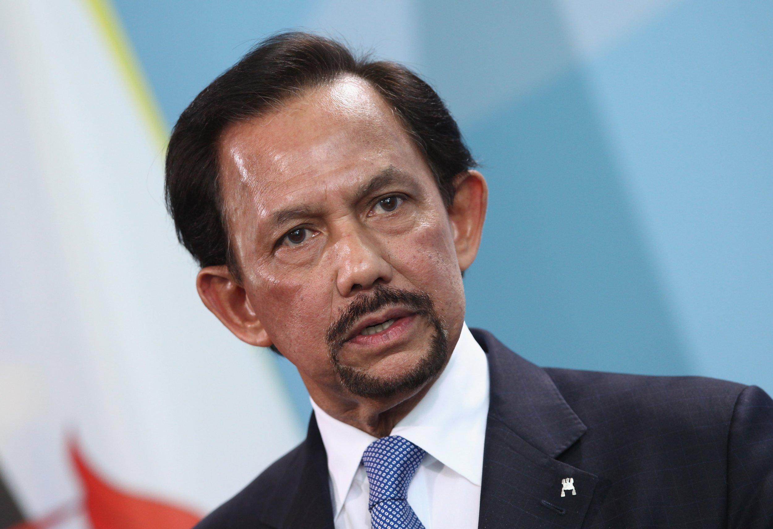 Who Is Hassanal Bolkiah?