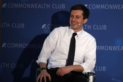 Pete Buttigieg, 2020 hopeful, candidate