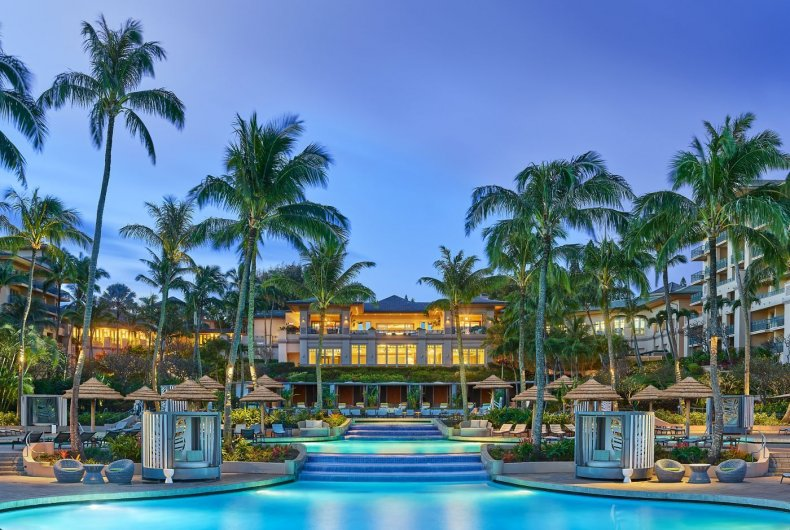 Ritz Carlton Maui