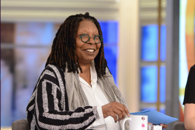 Whoopi Goldberg on Lucy Flores' Biden Allegation