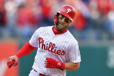 Bryce Harper, Philadelphia Phillies