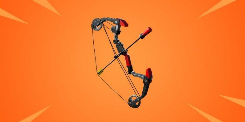 Fortnite explosive bow