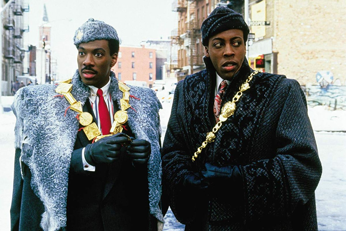 02 Coming to America