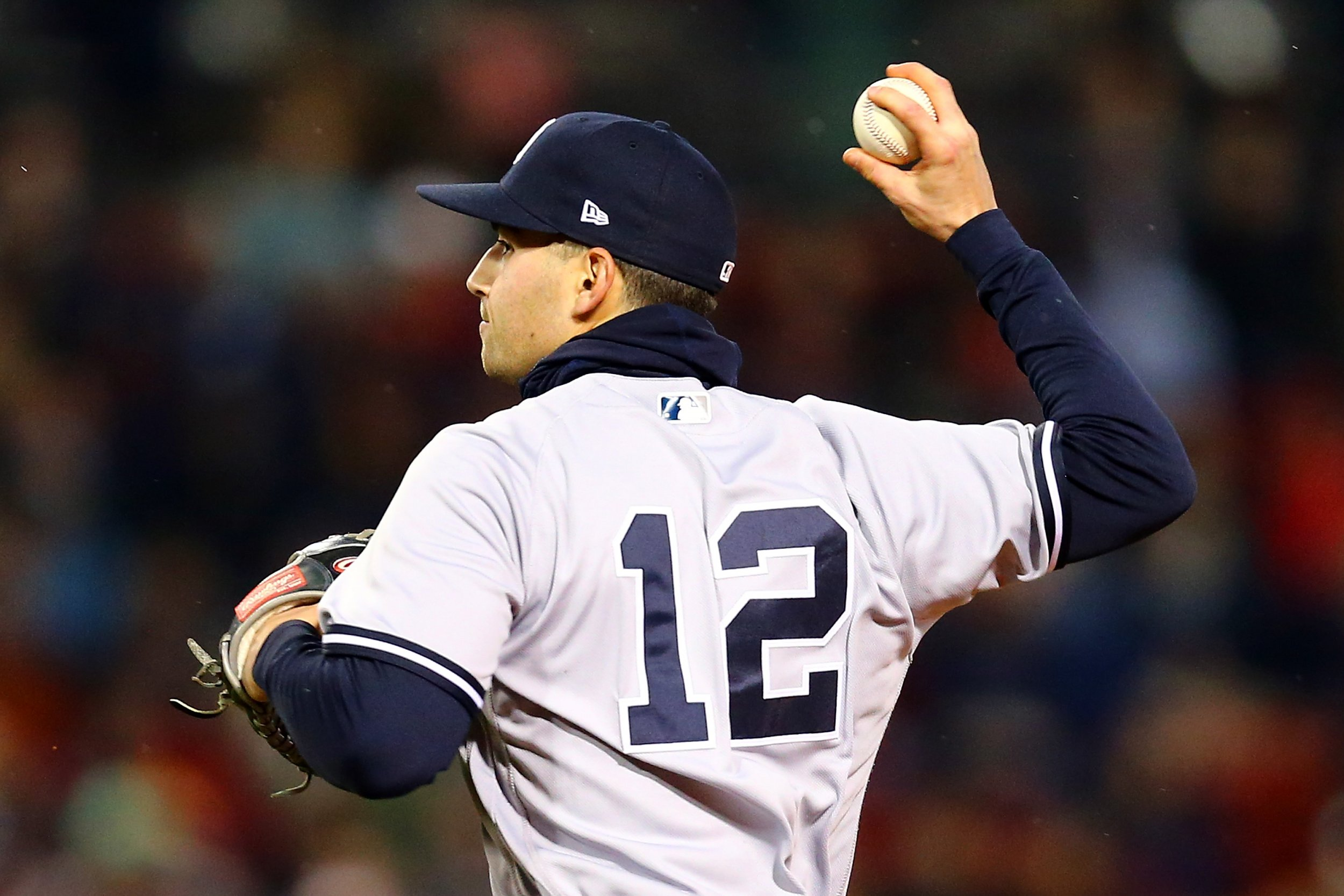 official photos c3b1b 8ebf3 Yankees Player Gets Called Up 30 Mins Before the Game ...