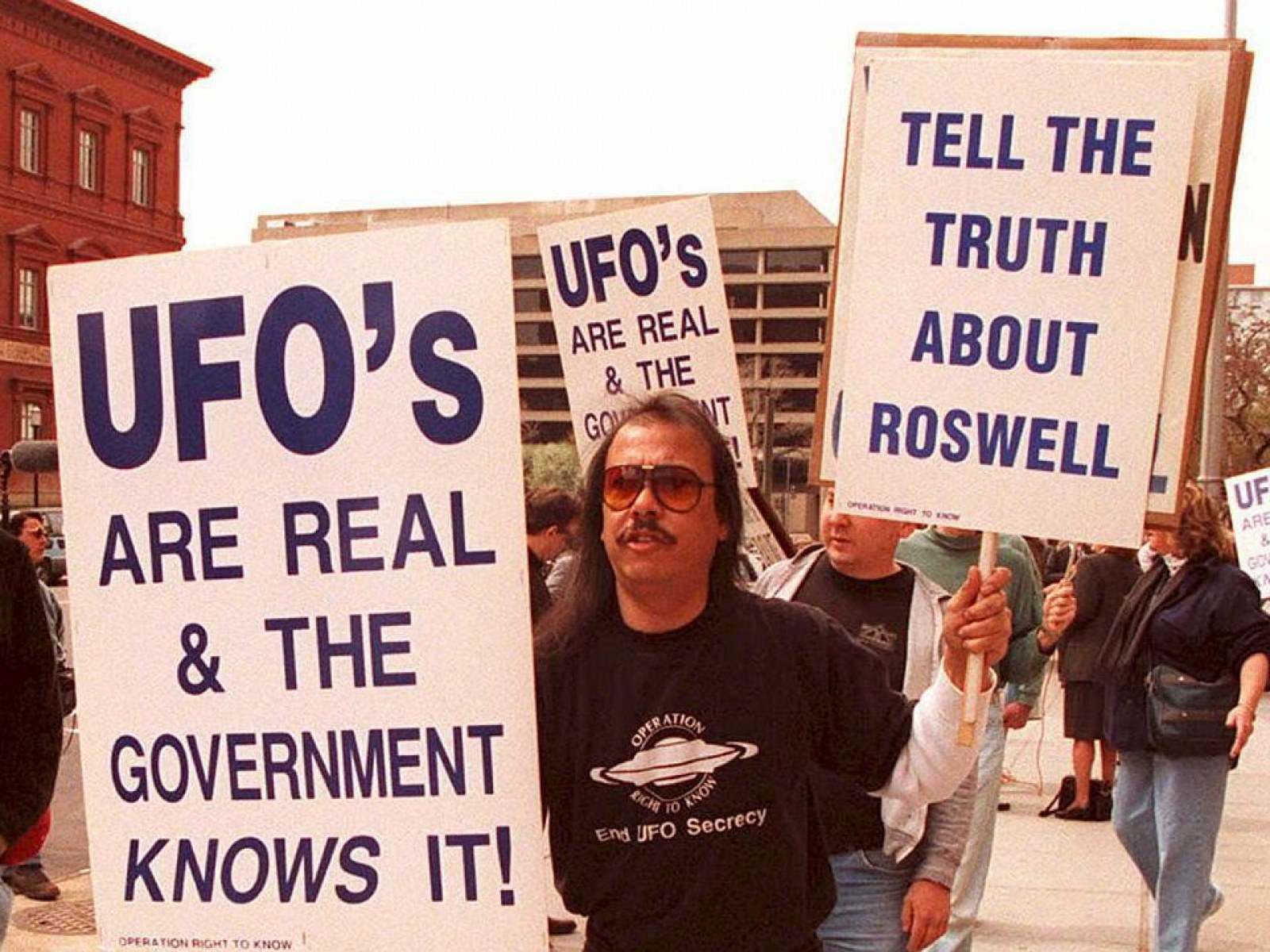 The Most Credible UFO Sightings and Encounters in Modern