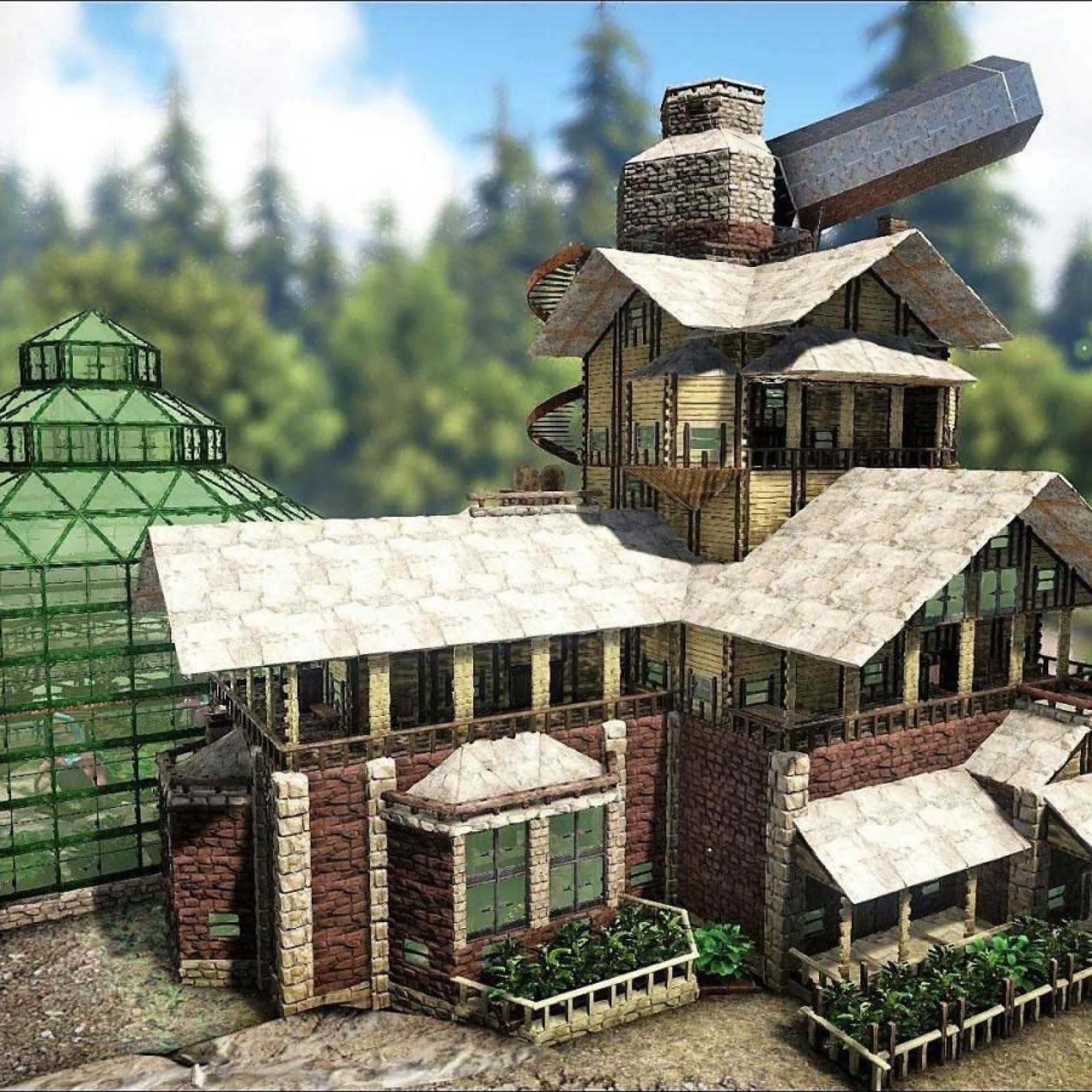 Ark Update 191 Fixes Homestead Prim On Ps4 Xbox Patch Notes