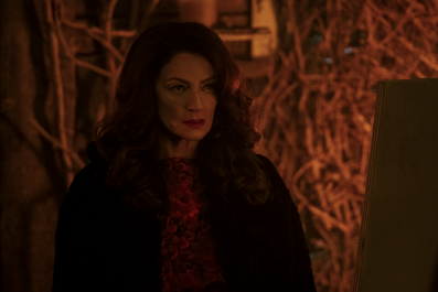 What Is Madame Satan's Plan For Sabrina? Michelle Gomez Teases 'Chilling Adventures of Sabrina' Part 2