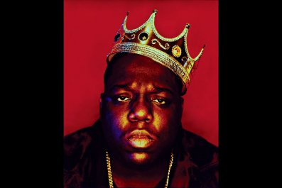 COVER Biggie Smalls, King of New York (1997)