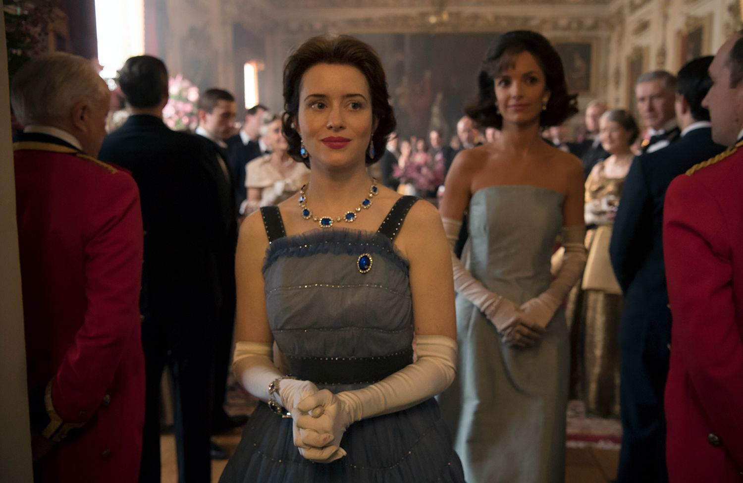 Costuming the Crown Cover
