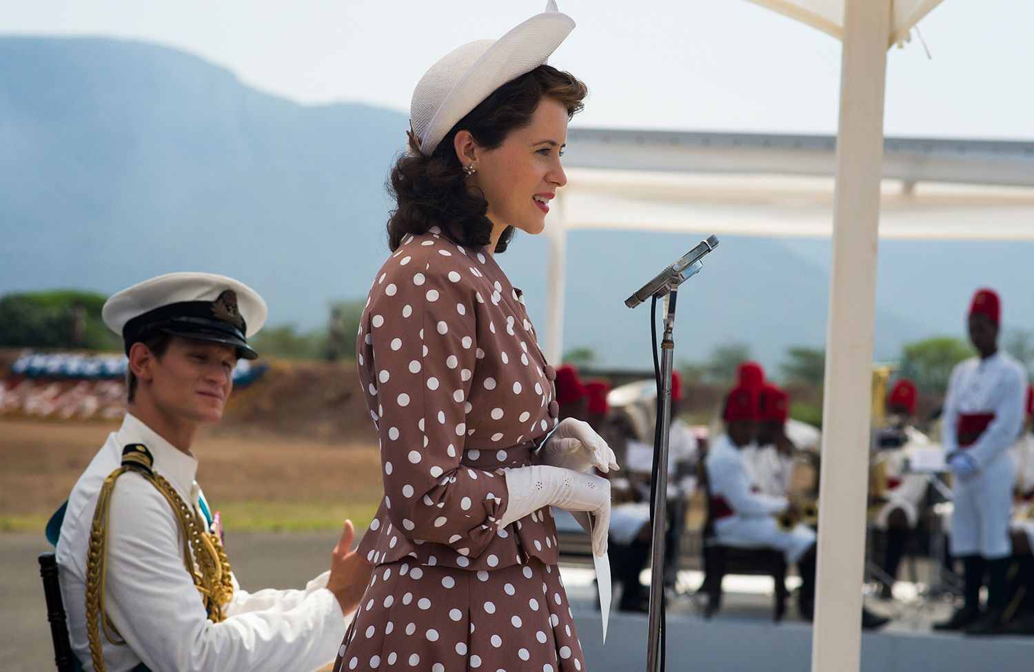 Costuming the Crown 1