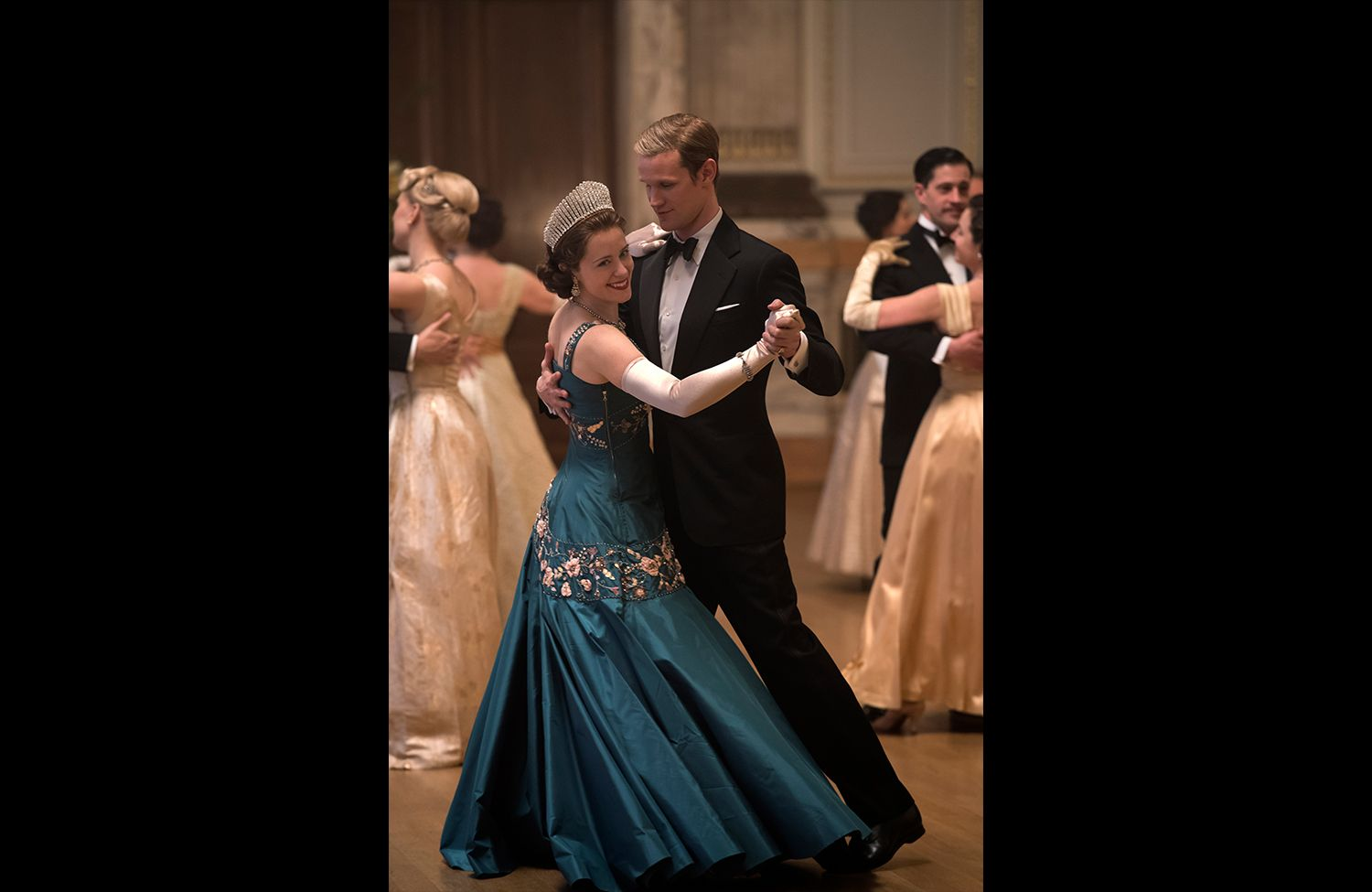 Costuming the Crown 2