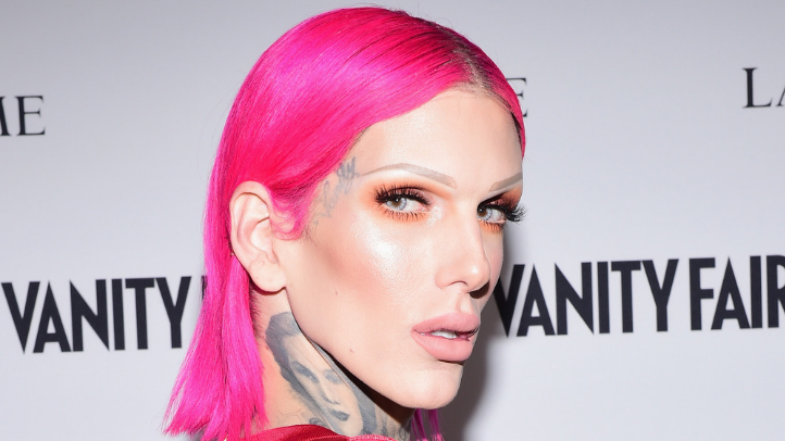 Jeffree Star Reveals His New Makeup Product Was Leaked, $2.5 Million Of Products Stolen Following Blue Blood Launch