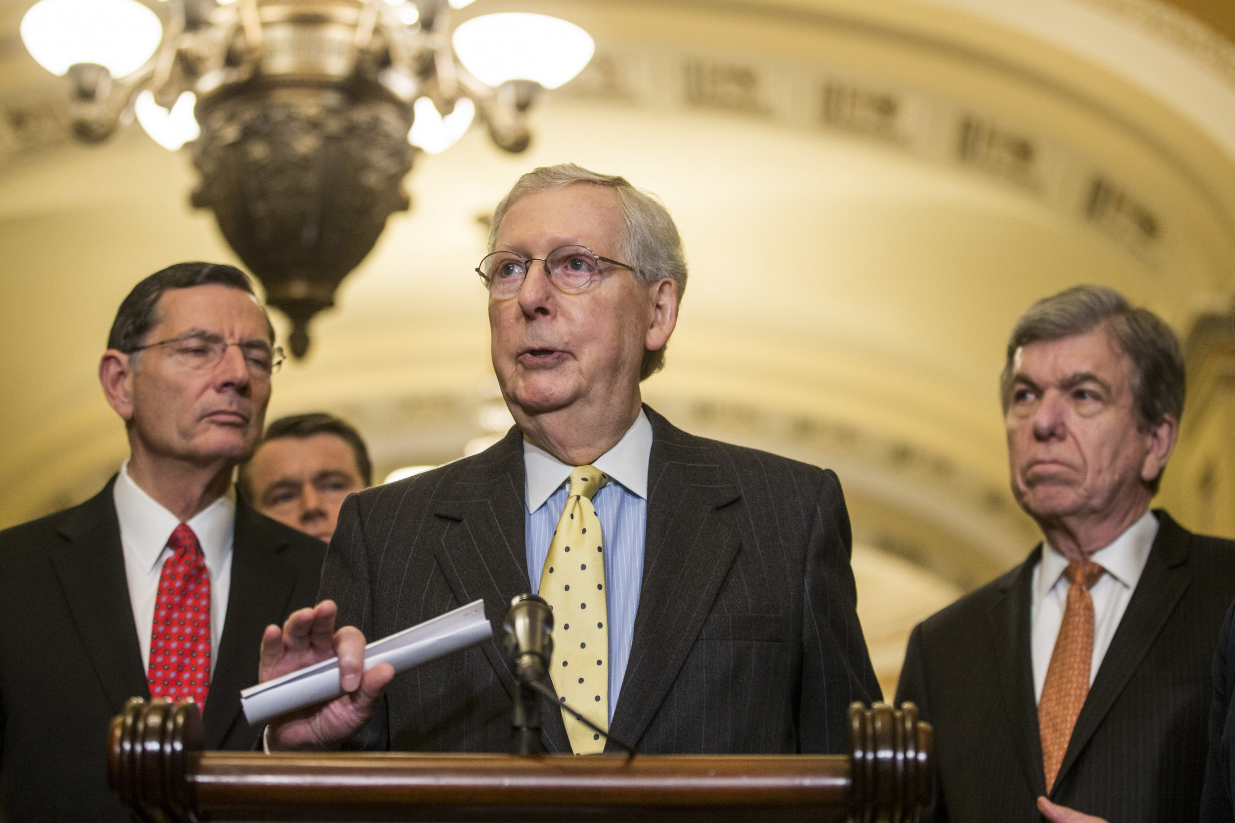 Mitch McConnell, health care, Affordable Care Act