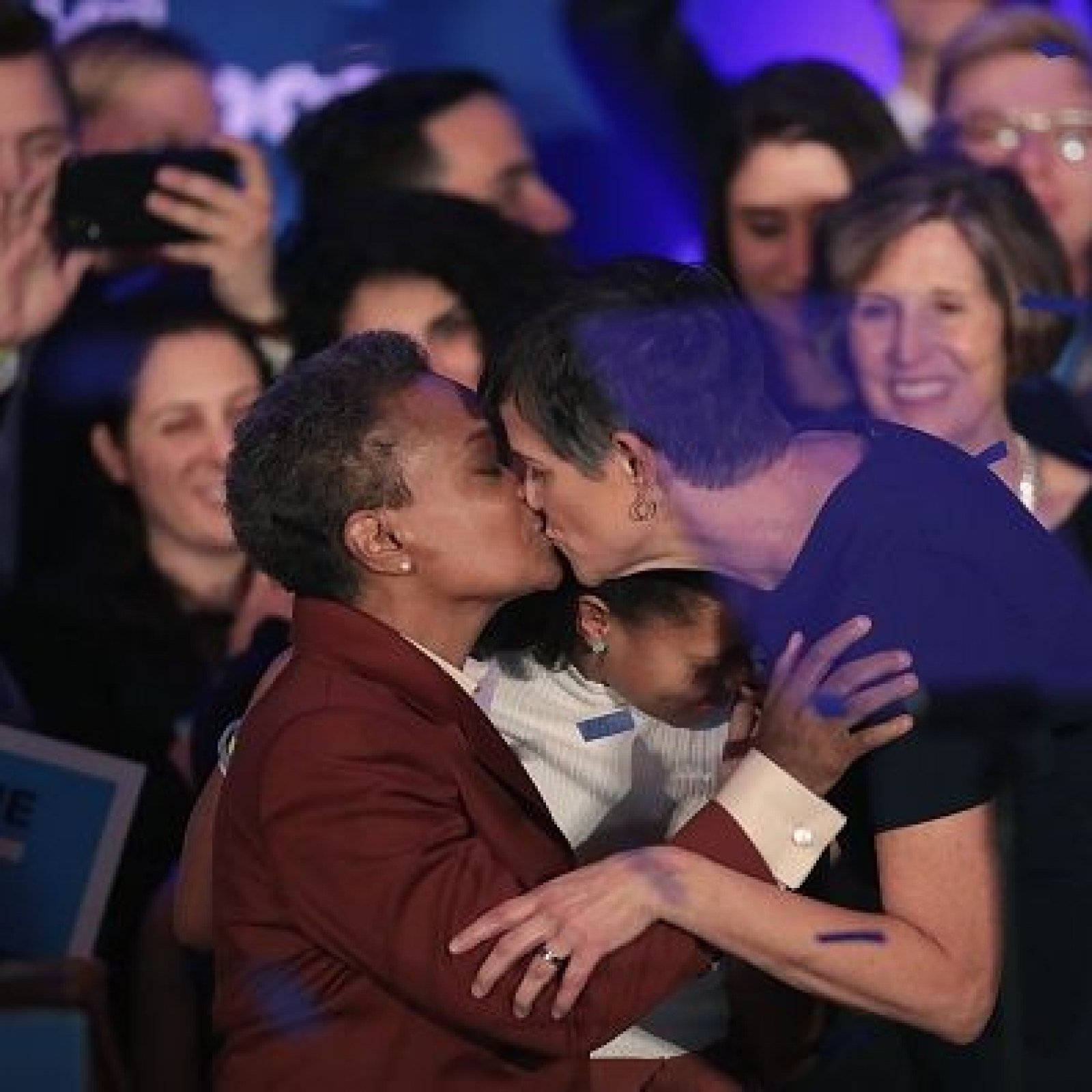 who is lori lightfoot married to
