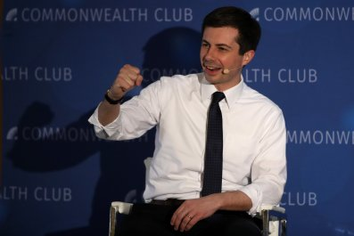 Pete Buttigieg, Laura Ingraham