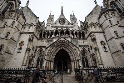 UK High court consent wife husband sex