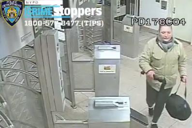 New York McDonald's Suspect