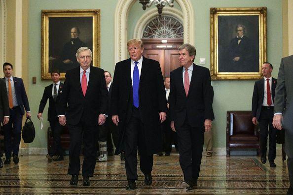 trump and senate republicans