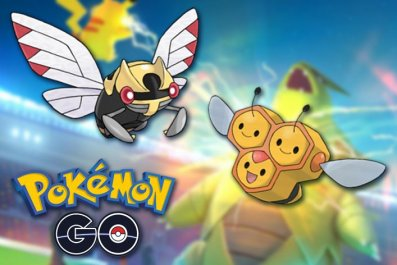 pokemon go bug event raid boss update ninjask combee