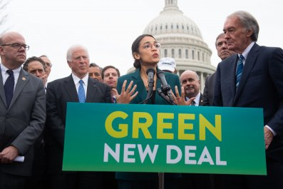 Alexandria Ocasio-Cortez, Green New Deal, Matt Gaetz