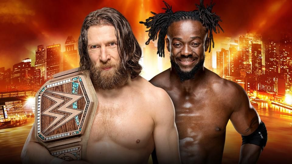 daniel bryan vs kofi kingston wrestlemania 35