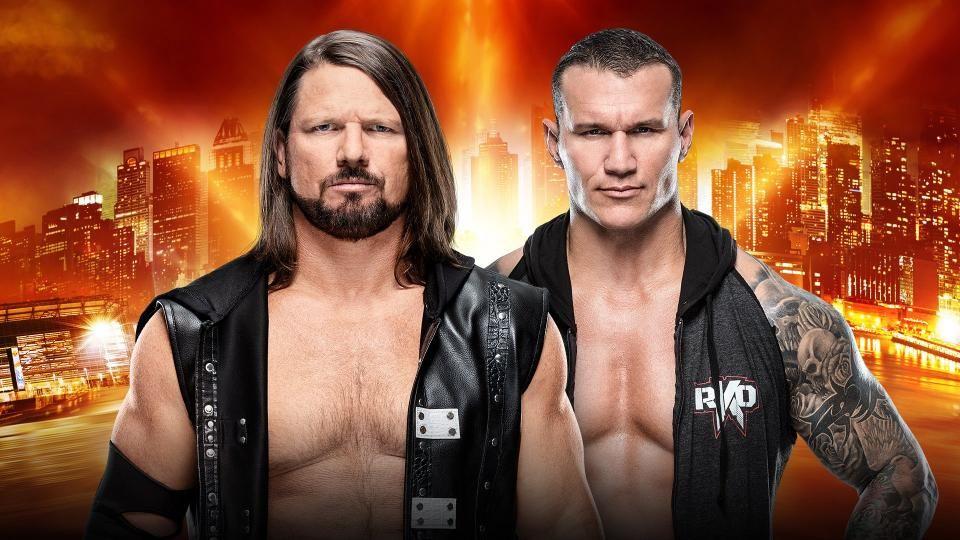 aj styles vs randy orton wrestlemania 35