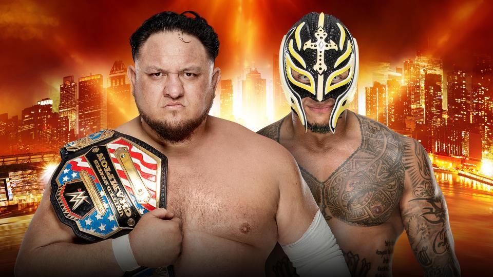 samoa joe vs rey mysterio wrestlemania 35