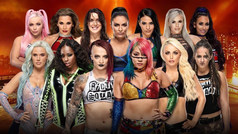 womens battle royal wrestlemania 35