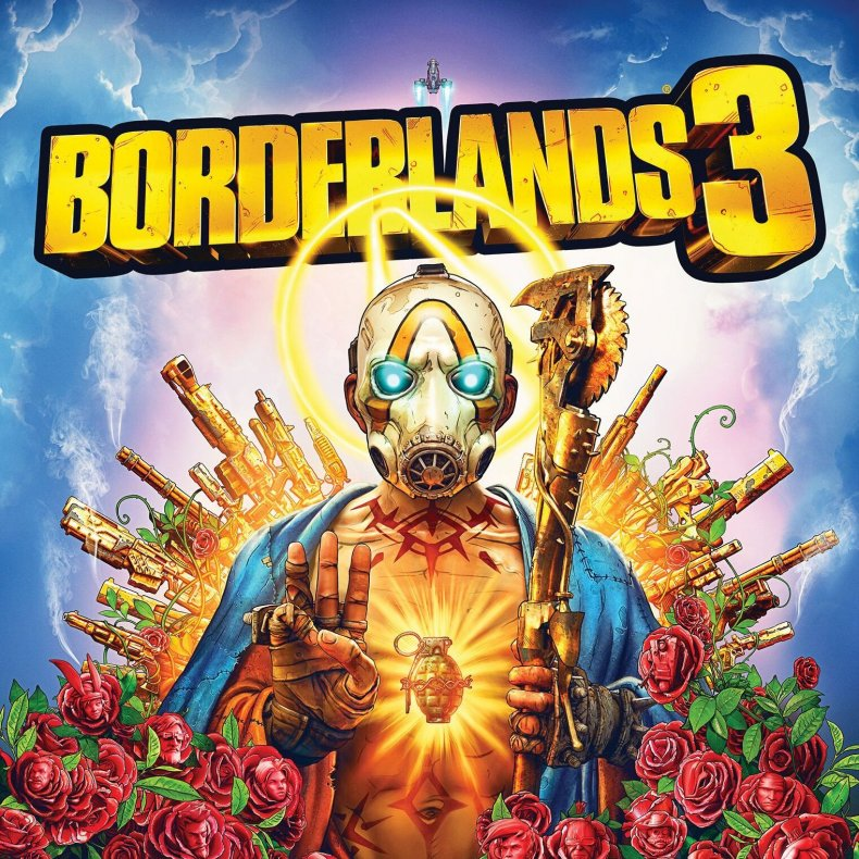 Borderlands, 3, standard edition box art pre, order, release, diamond, loot, chest, deluxe, collectors, edition, 2k, gamestop, gearbox, where to buy