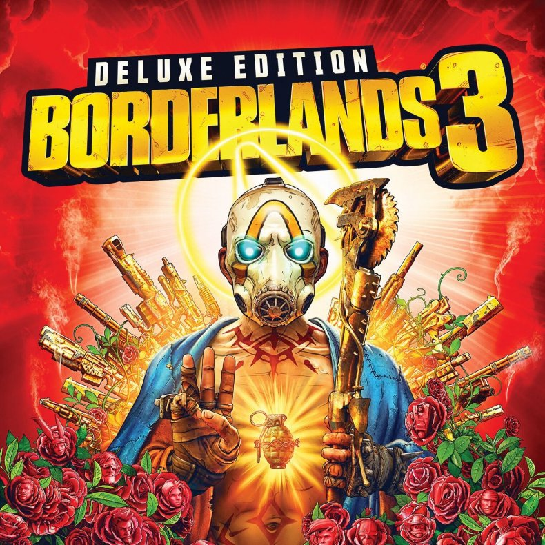 Borderlands, 3, deluxe edition box art pre, order, release, diamond, loot, chest, deluxe, collectors, edition, 2k, gamestop, gearbox, where to buy