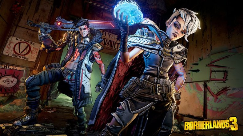 borderlands, 3, crossplay, split, screen, co, op, multiplayer, ps4, xbox, pc, couch, online, co-op, can, play, together