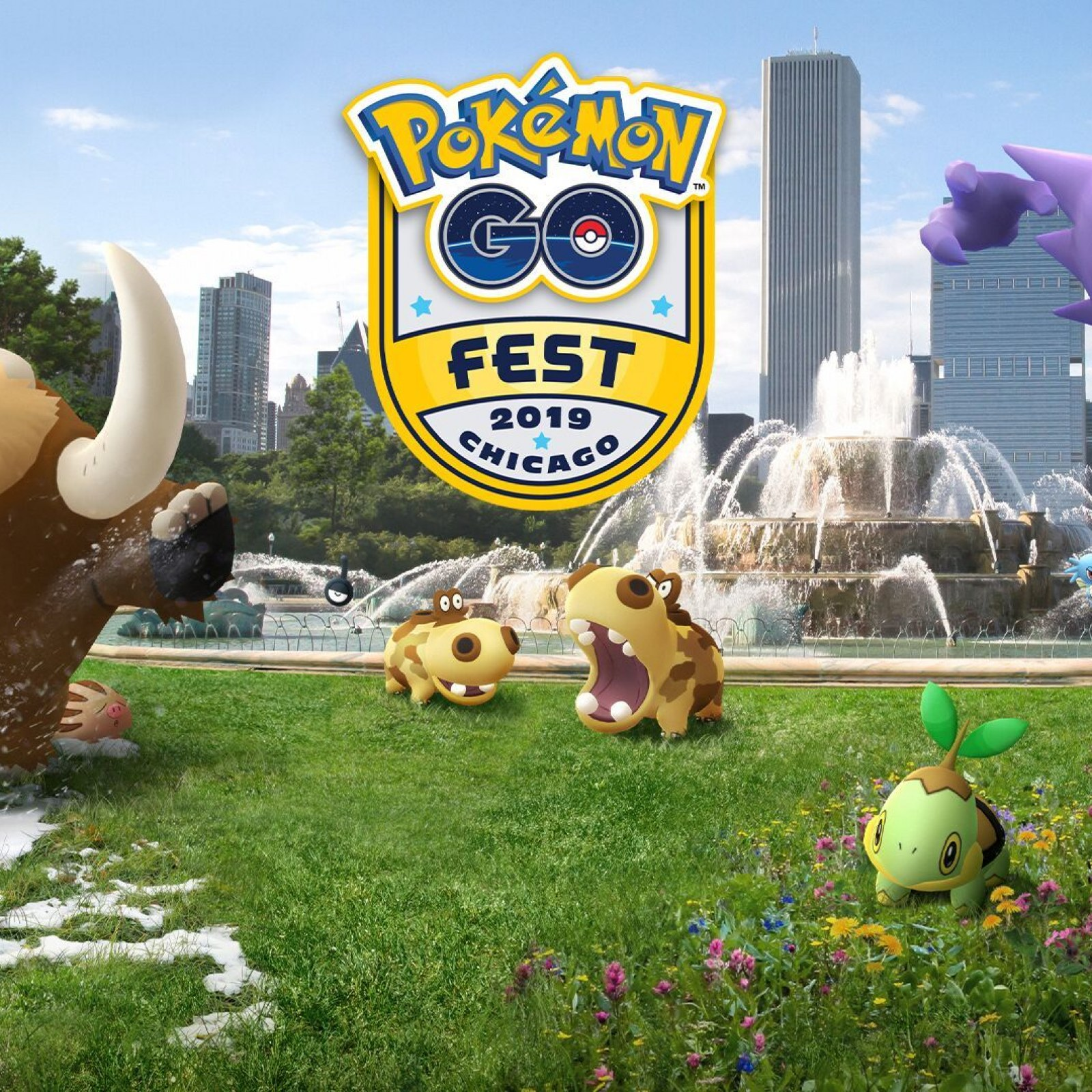 Pokémon Go' Fest Returns to Chicago as Part of Game's Summer