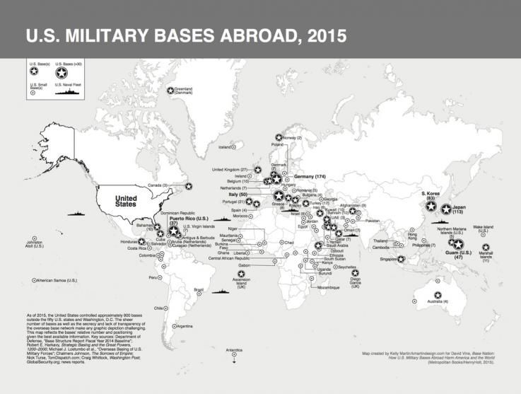 Russia Asks Why It Should Leave Venezuela When U.S. Military Bases ...