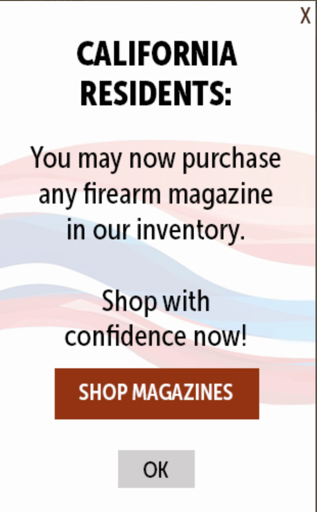 California's Gun Rush: Buying Frenzy for High-Capacity
