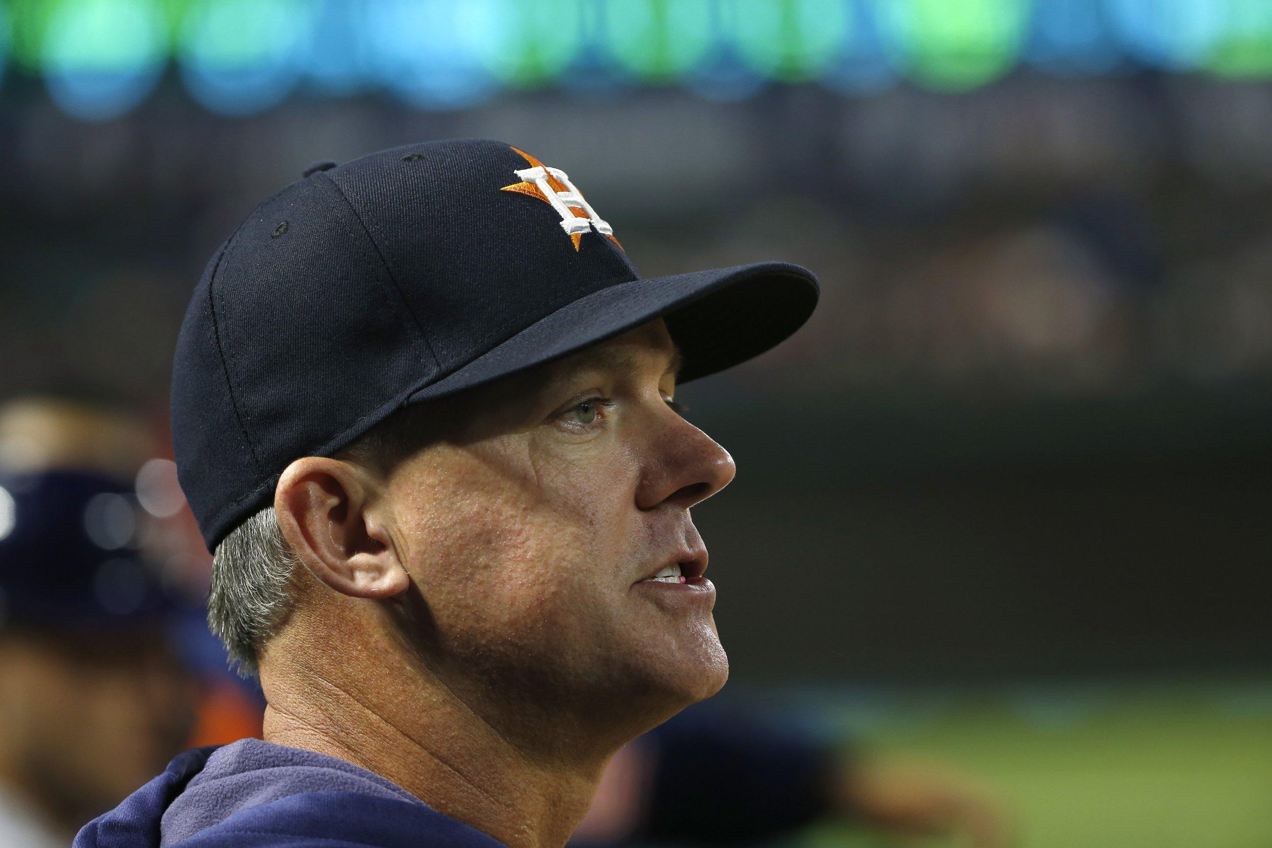 AJ Hinch, Houston Astros