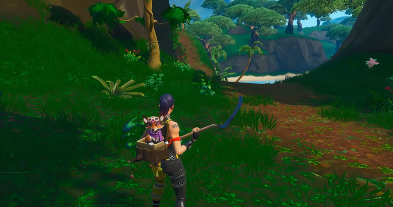 Fortnite week 6 discovery banner location