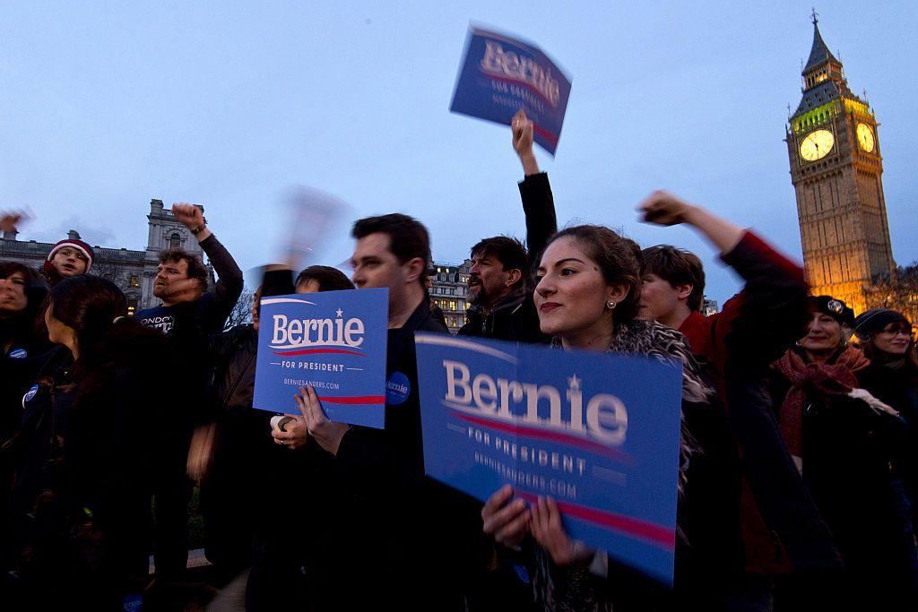 Bernie, Sanders, inspired, people, UK, world,