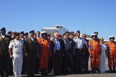 RussiaVenezuelaAirForce2