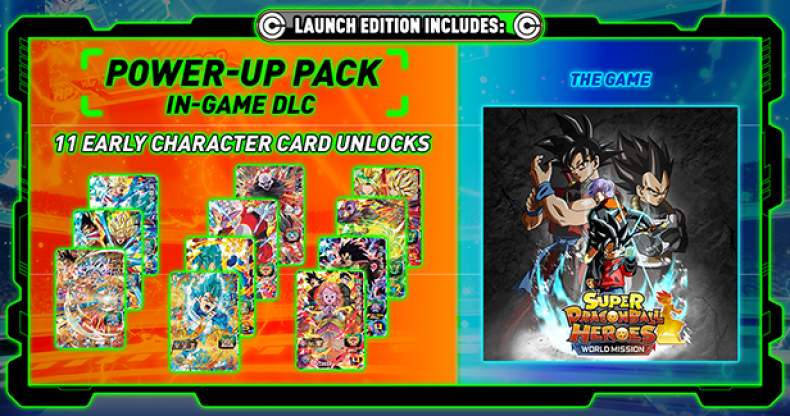 super dragon ball heroes world mission power-up lack in-game dlc