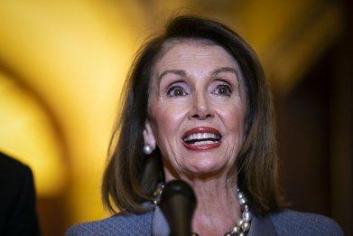 Nancy Pelosi, 4/3/19