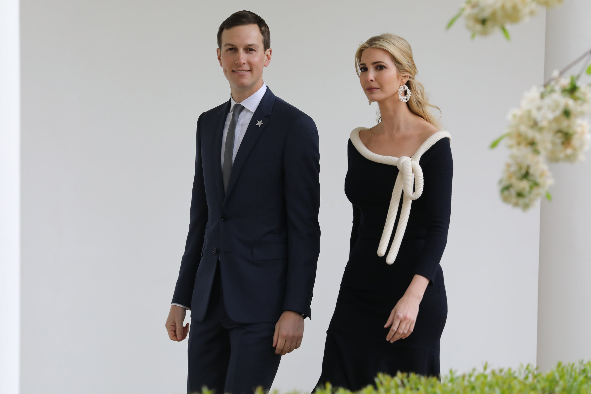 jared, kushner, ivanka, trump, financial, disclosure,