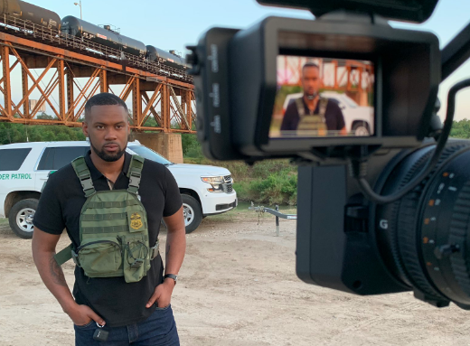 lawrence jones III vest Fox News