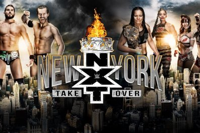 nxt takeover new york poster how to watch online wwe network start time