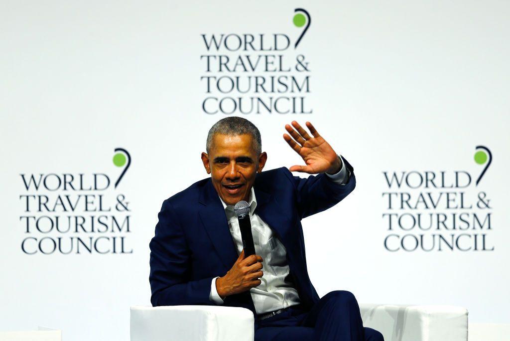 Barack Obama tourism travel