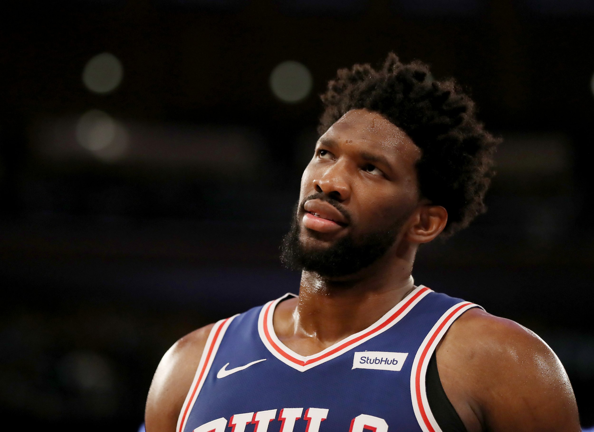 Joel Embiid, Philadelphia 76ers