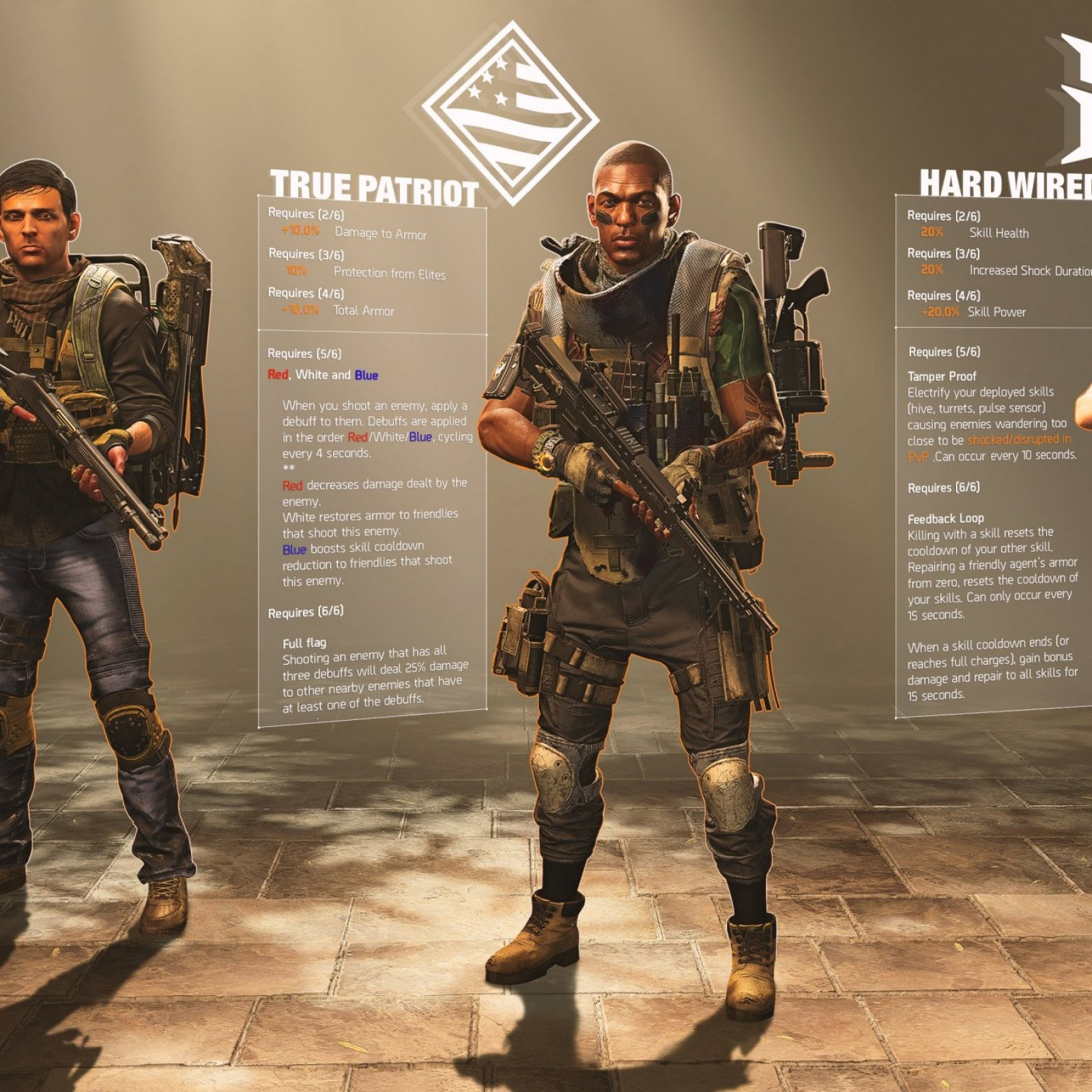 Division 2' Update 1 05 Adds World Tier 5 & Tidal Basin - Patch Notes